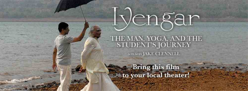 """IYENGAR: THE MAN, YOGA AND THE STUDENT'S JOURNEY"" - Yoga Aruna - Scuola di IYENGAR® Yoga"